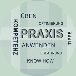 Praxis - Kompetenz - Optimierung - Anwendung